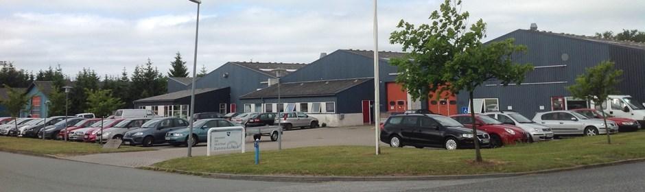 Aktivcentrene - Jobcenter